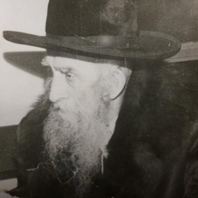 Rabbi Itzikl